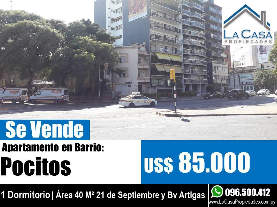 Foto Apartamento en Venta en  Parque Rodó ,  Montevideo  21 de Setiembre al 2400