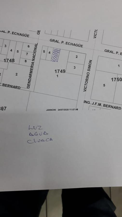Foto Terreno en Venta en  Concordia ,  Entre Rios  echague y victorino simon