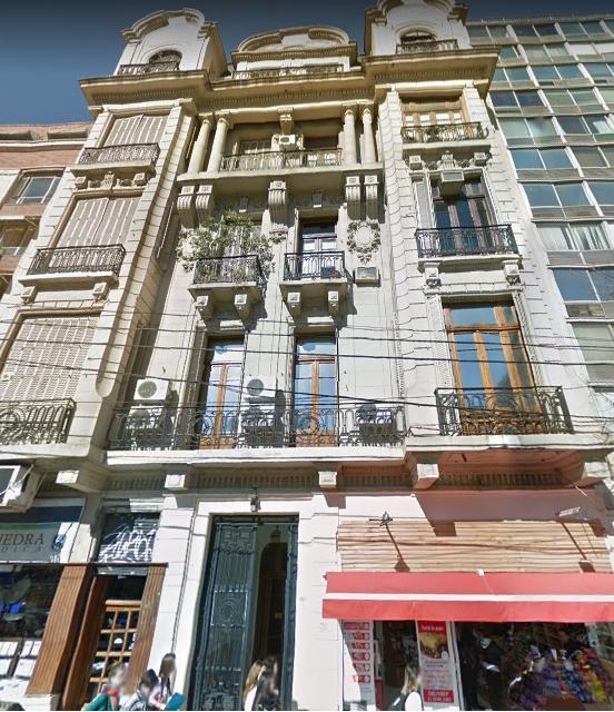 Foto Oficina en Venta | Alquiler en  San Nicolas,  Centro  Lavalle al 1200