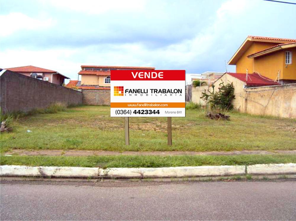 Foto Terreno en Venta en  Lamadrid,  Presidencia Roque Saenz Peña  224 e 215 y 213