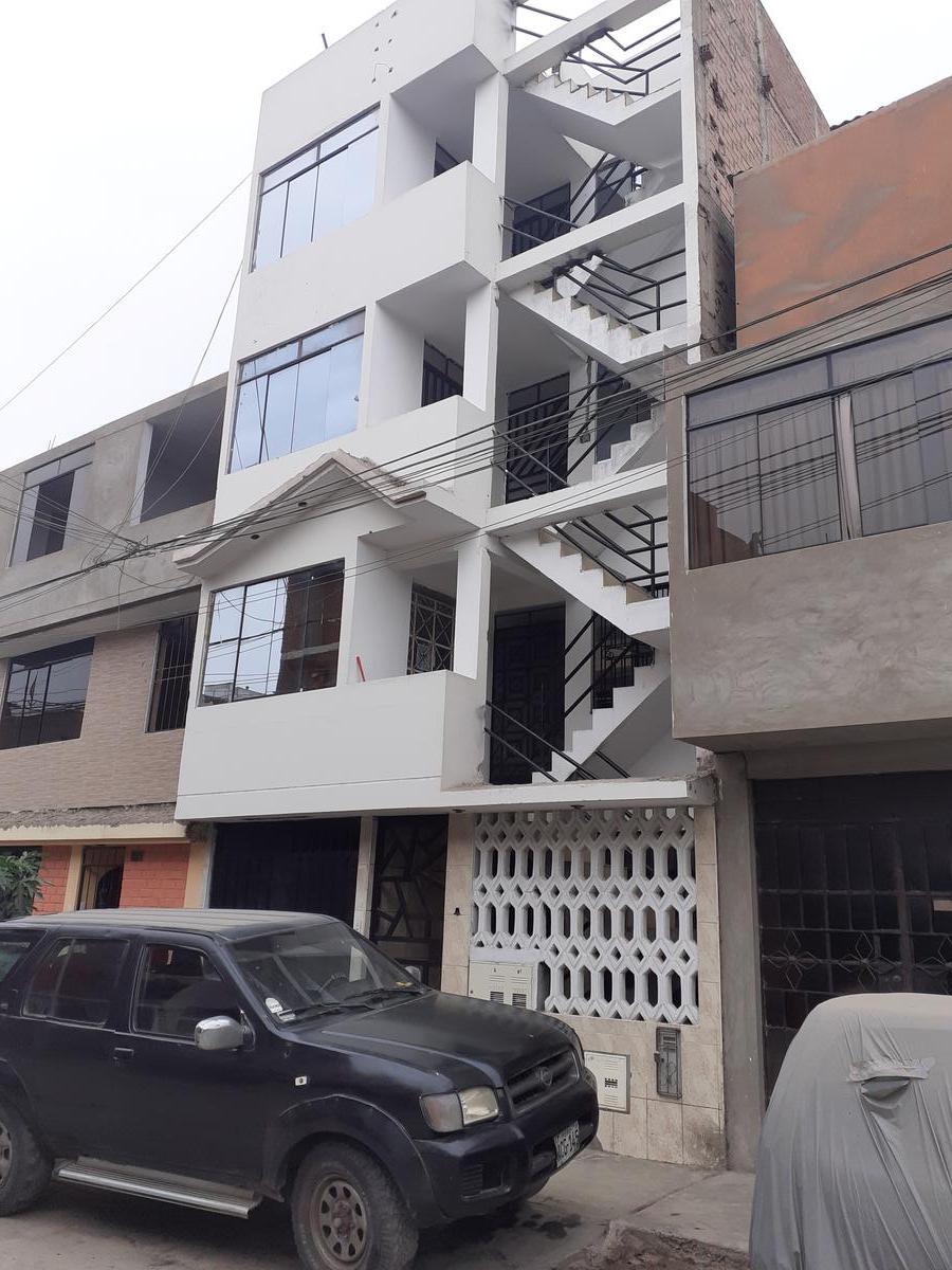 Foto Departamento en Venta en  Los Olivos,  Lima  Urb. Santa Eliza