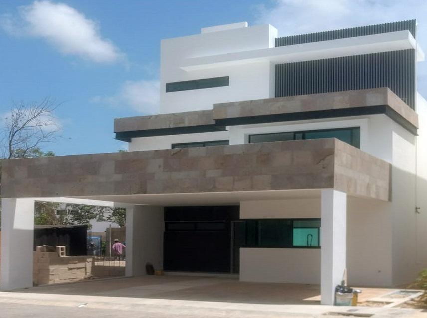 Foto Casa en condominio en Venta en  Cancún Centro,  Cancún  Casa en venta, Residensial Aqua fase 2