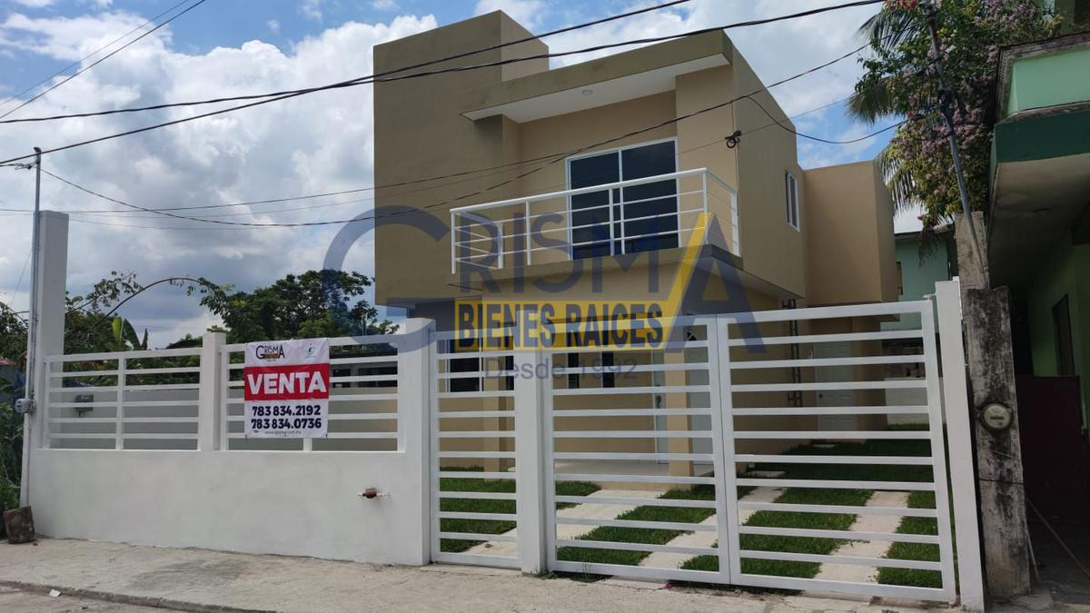 Foto Casa en Venta en  Federico Garcia Blanco,  Tuxpan  CASA NUEVA EN VENTA