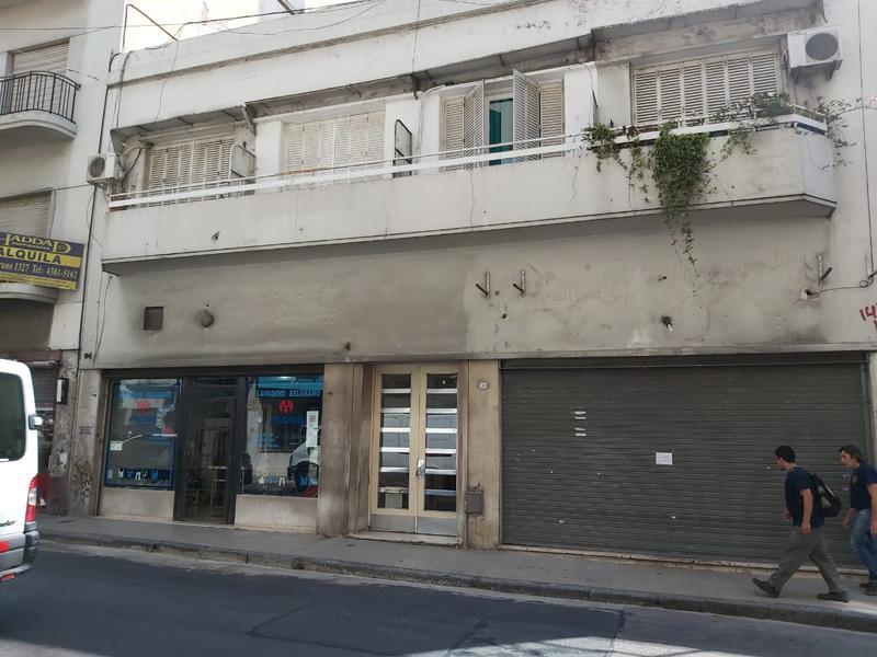 Foto Departamento en Alquiler en  Monserrat,  Centro (Capital Federal)  Santiago del Estero al 300