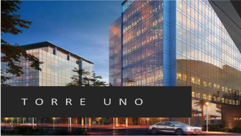 Foto Oficina en Venta en  Ampliacion Revolución,  Mérida  Oficina en venta Torre Uno en Vía Montejo (62 m2)