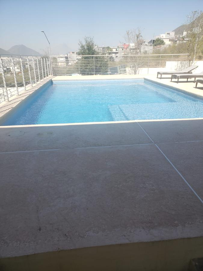 Foto Departamento en Renta en  Monterrey ,  Nuevo León  Fraccionamiento Gaia, Monterrey N.L.
