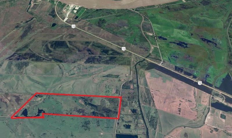 Campo en Venta 340 has en Paranacito Entre Rios, a 1500 metros de RN12
