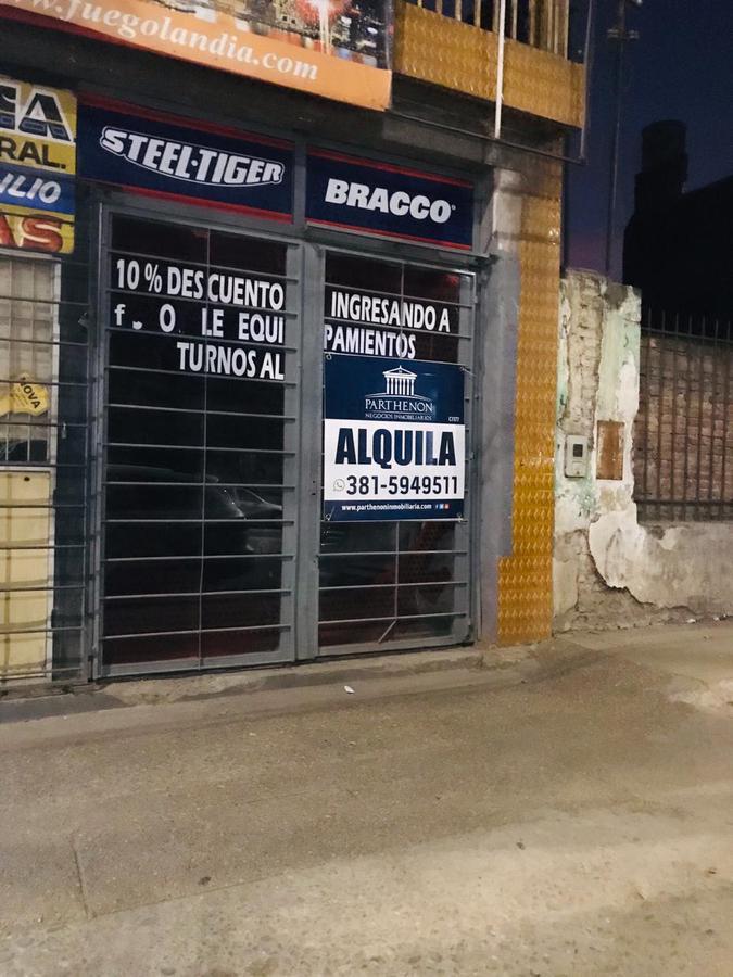 Foto Local en Alquiler en  San Miguel De Tucumán,  Capital  avenida colon al 200