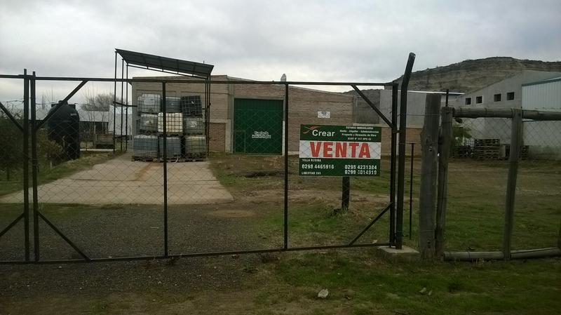 Foto Galpón en Venta en  Villa Regina,  General Roca  LAVADERO CAMIONES-GALPON