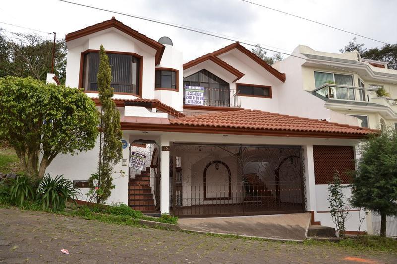 Foto Casa en Renta en  Fraccionamiento Lomas del Tejar,  Xalapa  Fraccionamiento Lomas del Tejar
