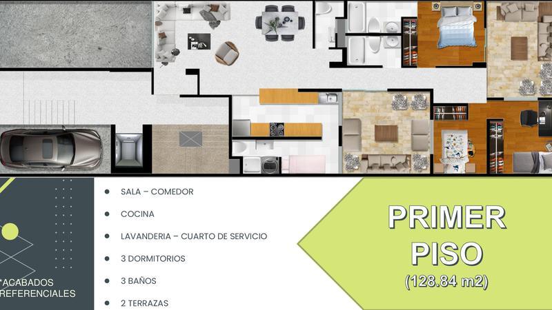 Foto Departamento en Venta en  Santiago de Surco,  Lima  Avenida Velasco Astete al 101