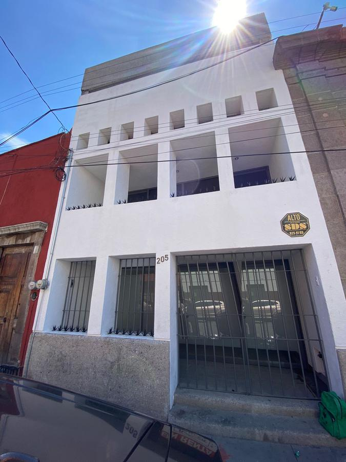 Foto Oficina en Renta en  San Luis Potosí ,  San luis Potosí  OFICINA EN RENTA EN ZONA CENTRO, SAN LUIS POTOSI