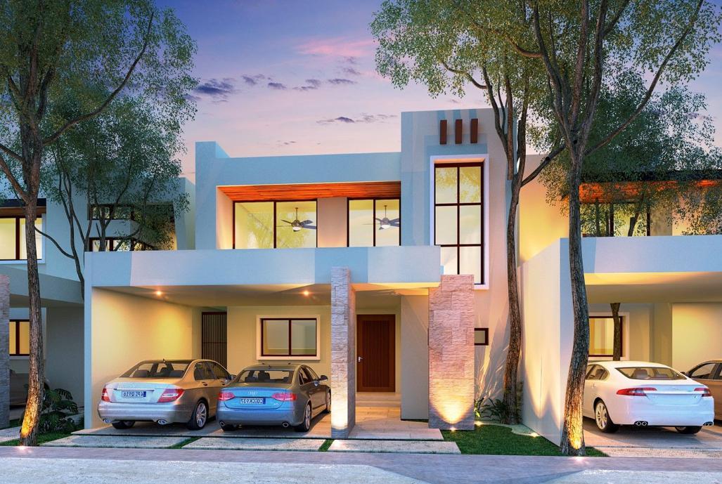 Foto Casa en Venta en  Mérida ,  Yucatán  Casas en venta Col. Santa Gertrudis Copo_ AMARA RESIDENCIAL