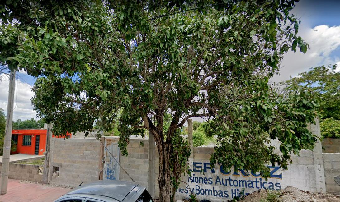 Foto Terreno en Venta en  Chuburna de Hidalgo,  Mérida  Terreno en venta en zona residencial dentro de Mérida, Oportunidad!