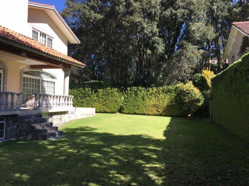 Foto Casa en Renta en  Club de Golf los Encinos,  Lerma  Club de Golf los Encinos Residencia en renta