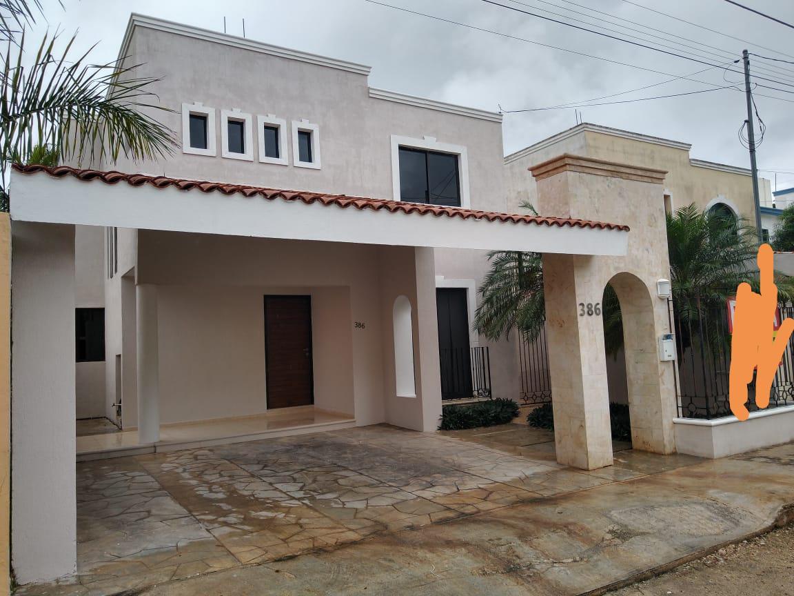 Foto Casa en Renta en  Mérida ,  Yucatán  Rento bella casa en el Fraccionamiento Montealban