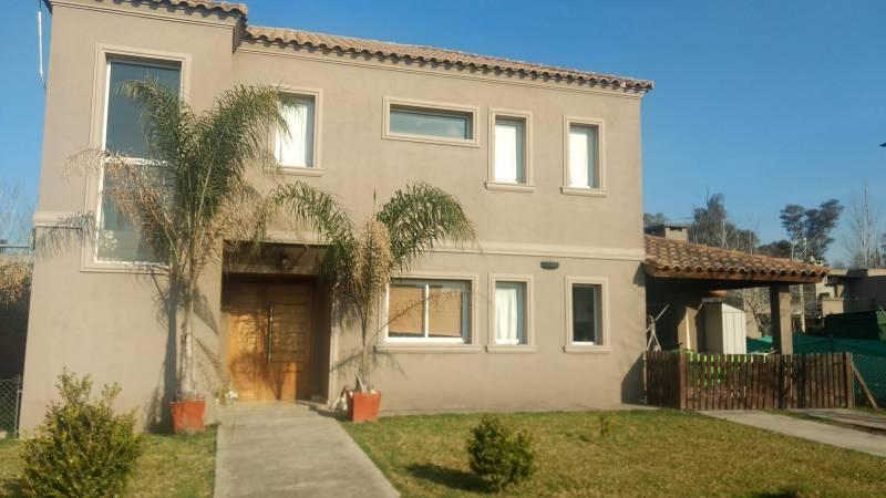 Foto Casa en Venta en  Manzanares Chico,  Countries/B.Cerrado (Pilar)  Avenida Bartolome Mitre al 400