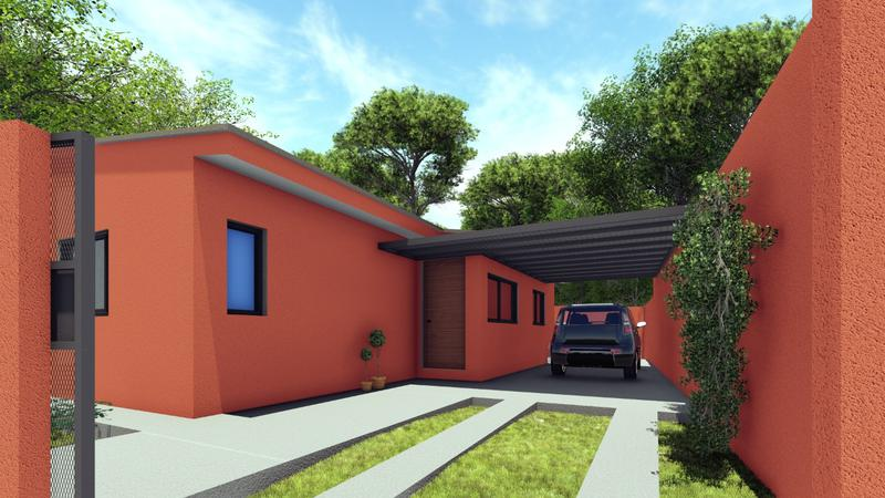 Foto Casa en Venta en  Alta Gracia,  Santa Maria  2 Dormitorios -  Nueva