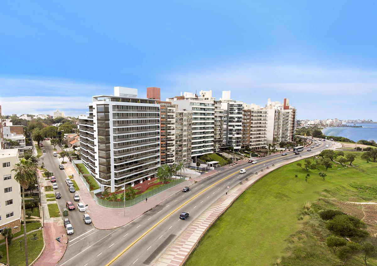 Foto Departamento en Venta en  Malvín ,  Montevideo  Malvín