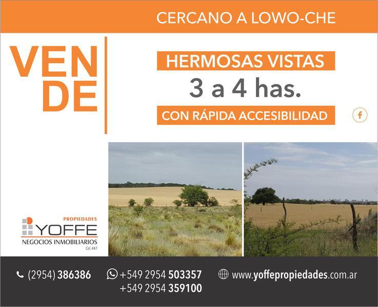 Foto Chacra en Venta en  Toay ,  La Pampa  CERCANO LOWO CHÉ