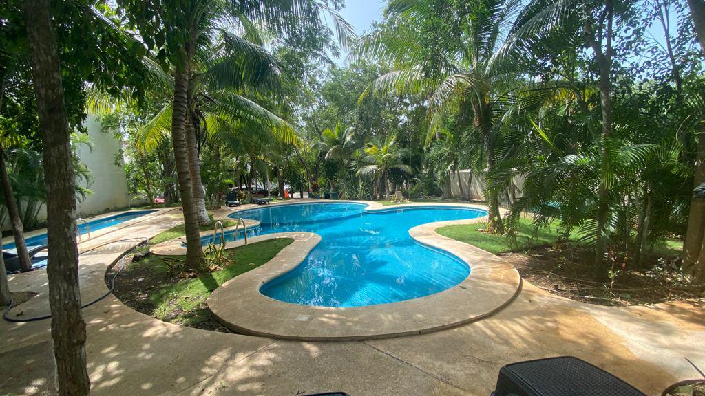 Foto Casa en Renta en  Los Olivos,  Playa del Carmen  CASA 3 REC. ALBERCA PRIVADA Y SEGURIDAD