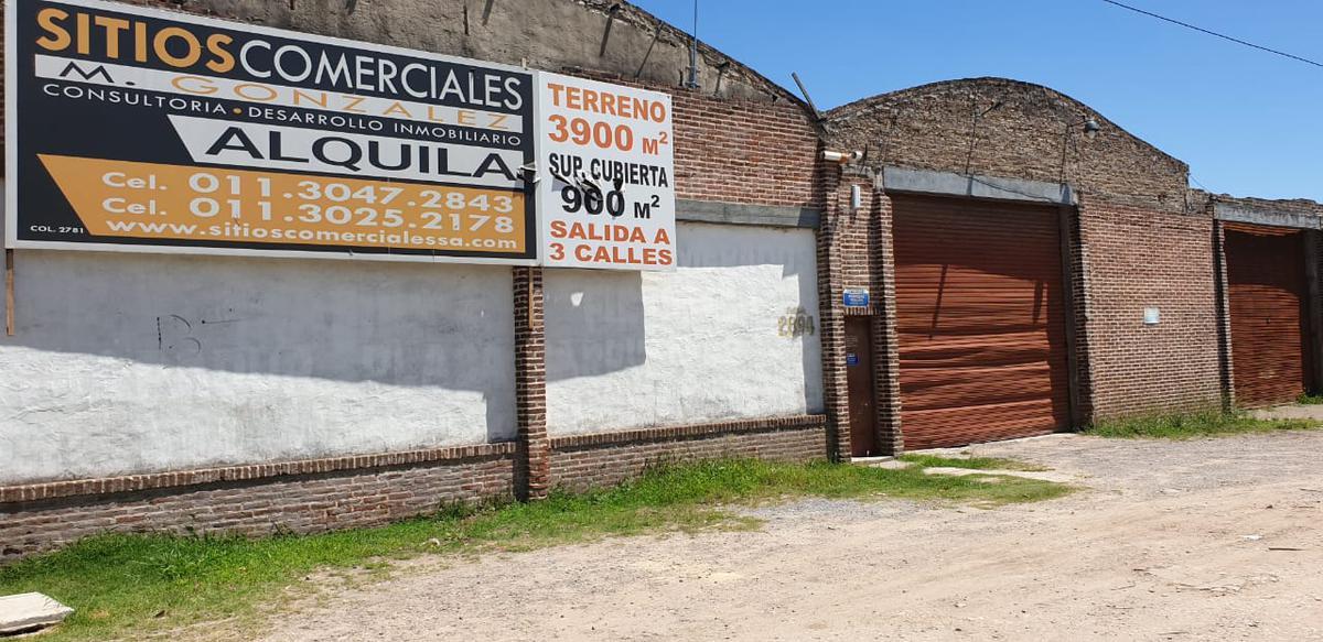 Foto Depósito en Alquiler en  La Reja,  Moreno  Tablada 2850