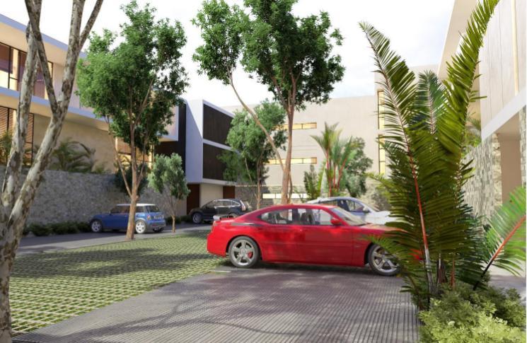 Foto Departamento en Venta en  Temozon Norte,  Mérida  Departamento en venta Zebrina en Temozón Nte; espacios modernos