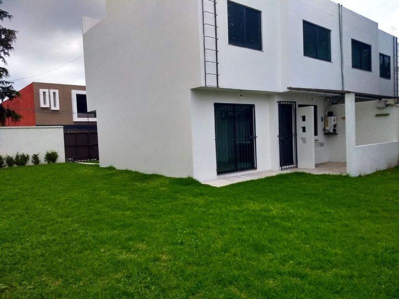 Foto Casa en condominio en Venta en  Agrícola Francisco I. Madero,  Metepec  CASA EN VENTA EN COLONIA BELLAVISTA METEPEC