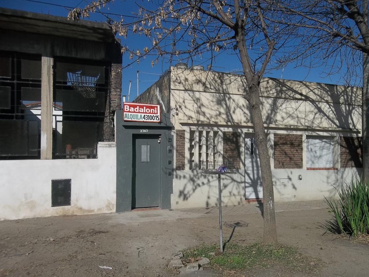 Foto Departamento en Alquiler en  Rosario,  Rosario  Valparaíso 2300  Dto 3