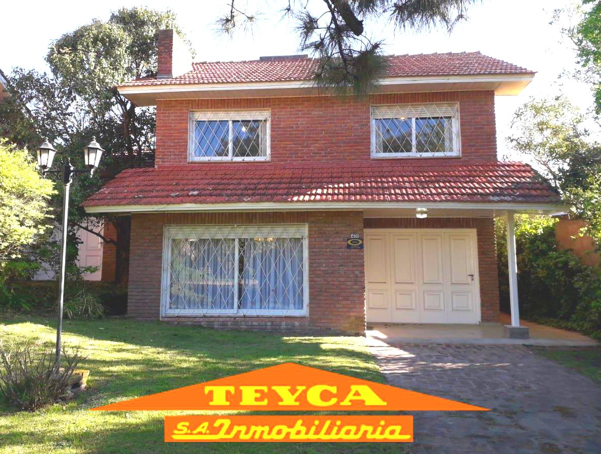 Foto Casa en Alquiler temporario en  Centro,  Pinamar  Acacias 491 e/ Sirena y Buen orden
