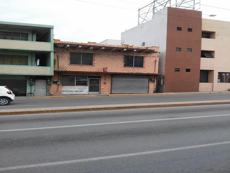 Foto Terreno en Venta en  Del Pueblo,  Tampico  CTV1267E-285 Av. Hidalgo Terreno LONA 266