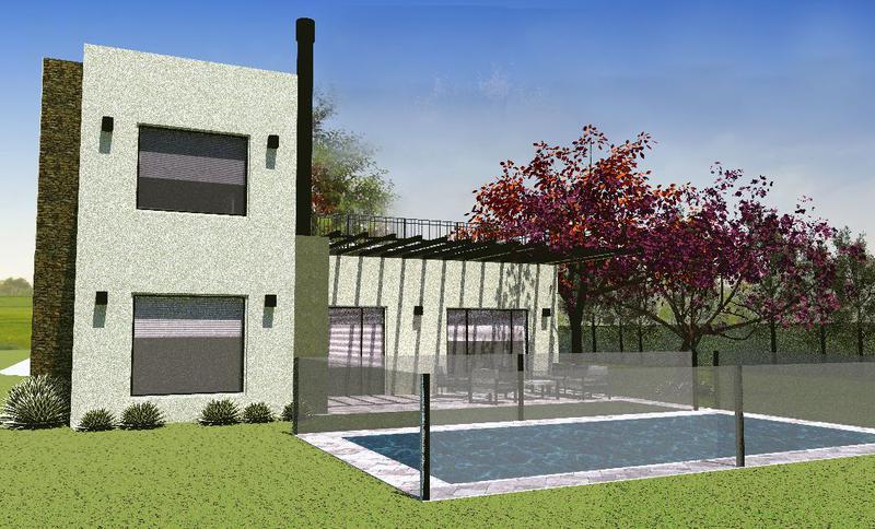 Foto Casa en Venta en  La Alameda,  Canning  Casa en construcción en La Alameda