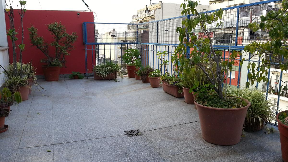 Foto Departamento en Venta en  Caballito ,  Capital Federal  Acoyte 222 8º 17