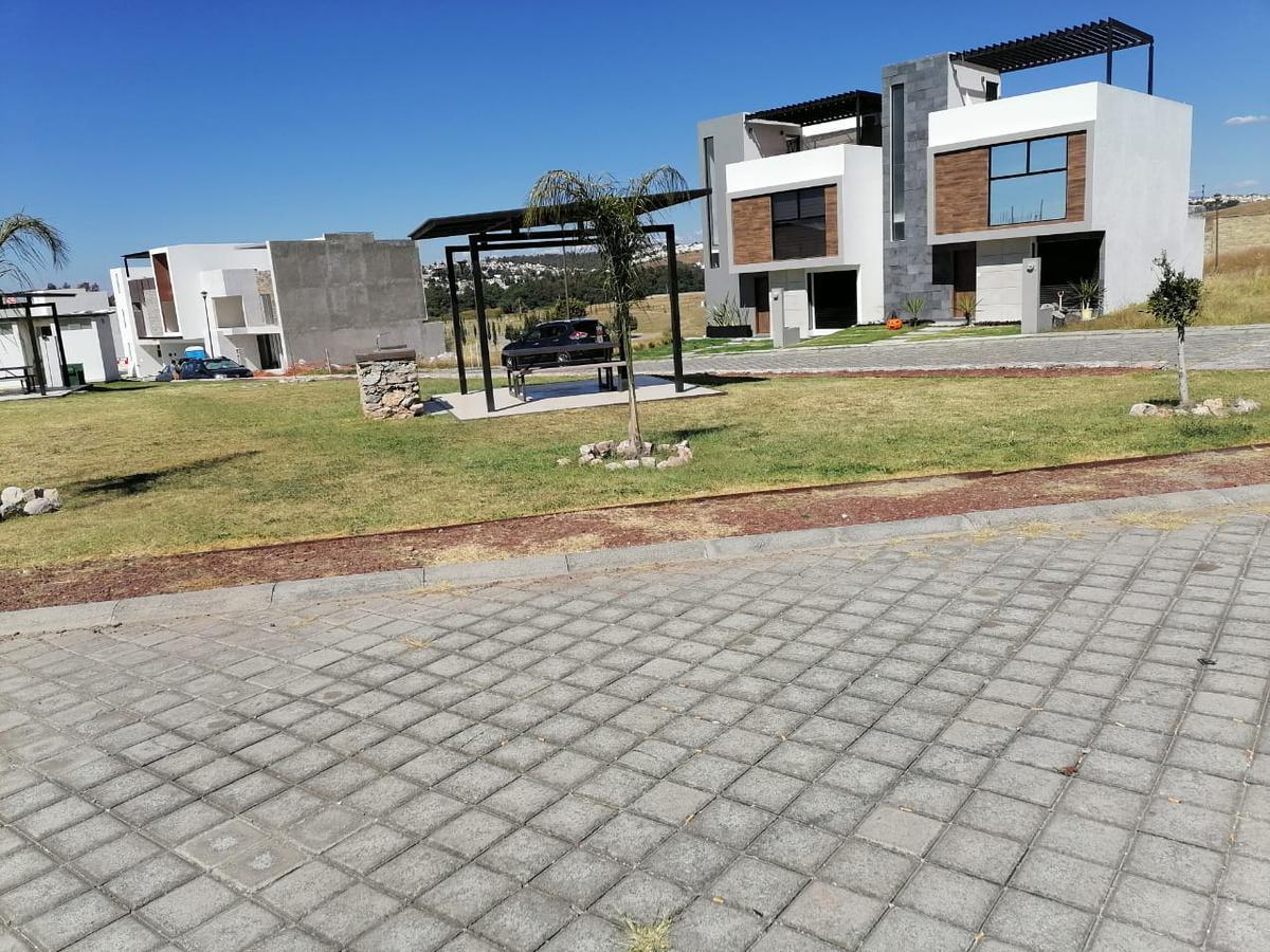 Foto Terreno en Venta en  Puebla de Zaragoza ,  Puebla  Fraccionamiento Punta del Sol