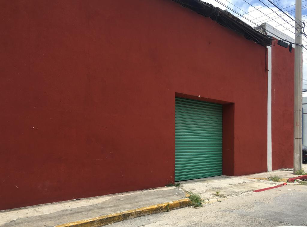 Foto Oficina en Renta en  Mérida Centro,  Mérida  Bodegas(700 m²) con oficinas (100m²) en el Centro de la ciudad por La Mejorada son 800m² en total.