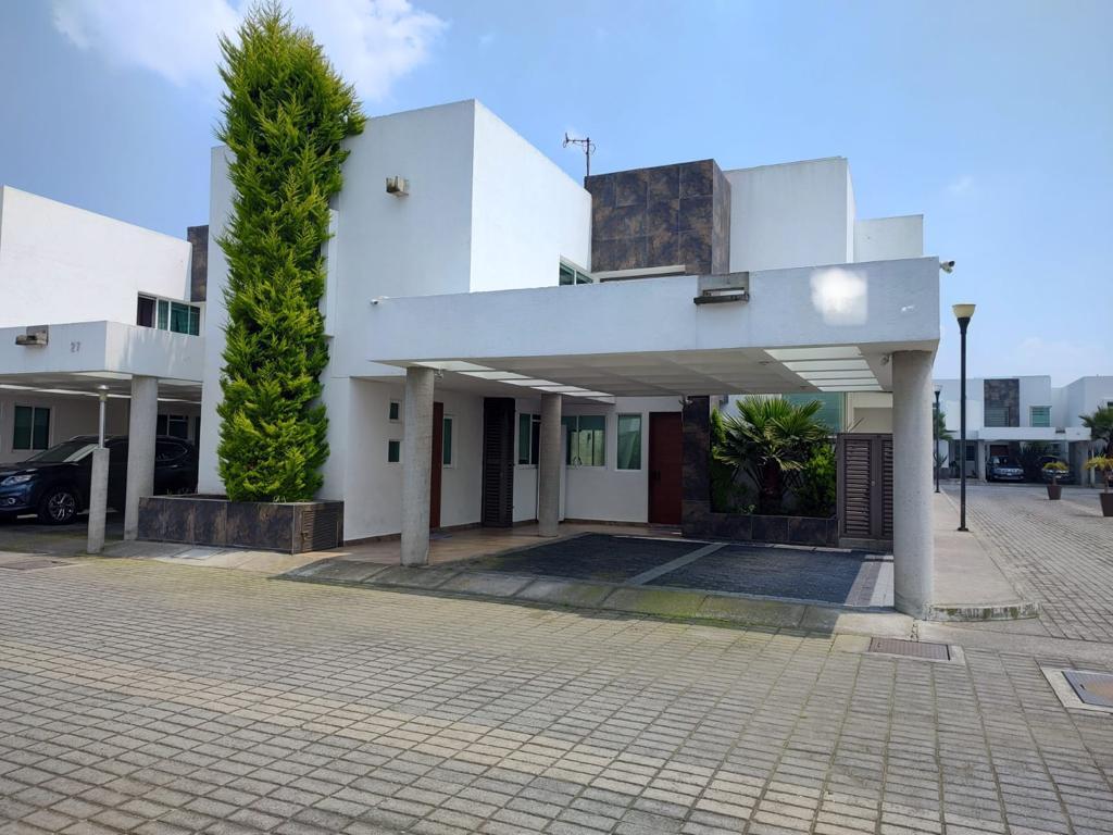 Foto Casa en condominio en Venta en  Fraccionamiento La Asunción,  Metepec  CASA VENTA AMARENA