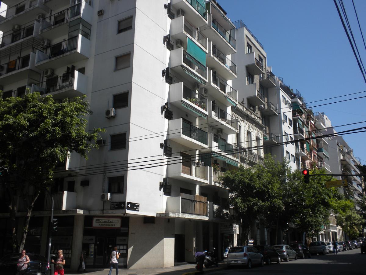 Foto Departamento en Alquiler en  Barrio Norte ,  Capital Federal  Laprida 1195 3º 21