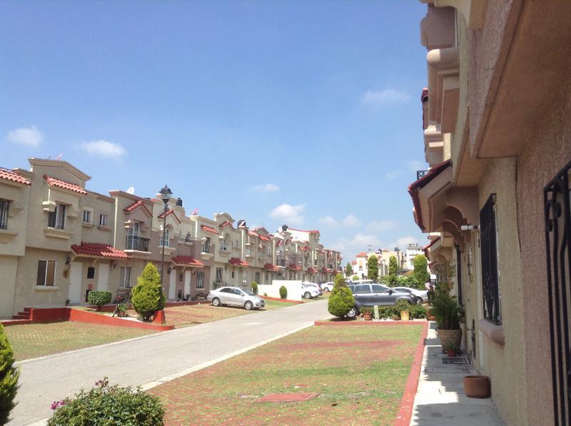 Foto Casa en condominio en Renta en  Ex-Hacienda San Miguel,  Cuautitlán Izcalli  CASA EN RENTA PRIVADA CALAIS, QUINTA MONTECARLO, CUATITLAN IZCALLI