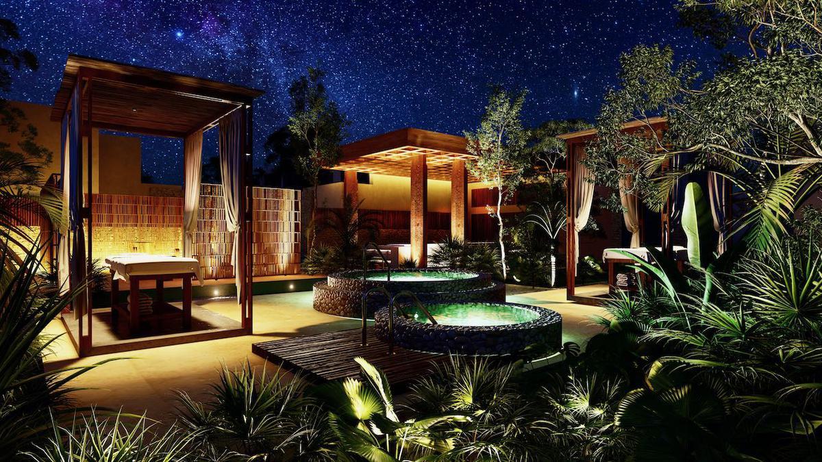 Foto Casa en Venta en  Tulum ,  Quintana Roo  INCREIBLE VILLA en el MEJOR DESTINO TURISTÍCO- TULUM - Q.ROO