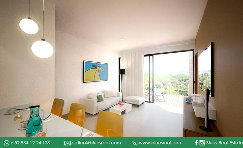 Picture Apartment in Sale in  Playa del Carmen ,  Quintana Roo  The Gallery Condo | Code 332