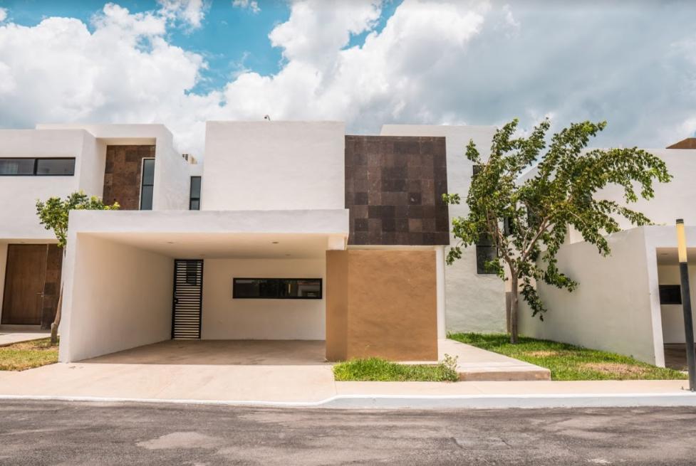 Foto Casa en Venta en  Pueblo Conkal,  Conkal  Casa en venta en Conkal, Vivanta Privada Residencial 4 estilos de casas
