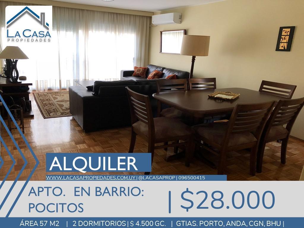 Foto Apartamento en Alquiler en  Pocitos ,  Montevideo  Avda. Rivera al 2800