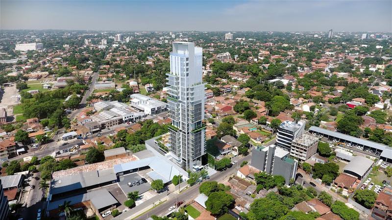Foto Departamento en Venta en  La Recoleta ,  Asunción  3E, Elysium Tower-Asunción