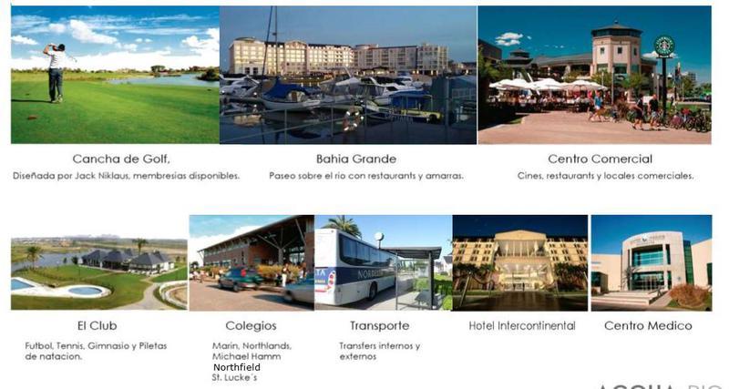 Foto Departamento en Venta en  Acqua Rio,  Islas del Canal  ISLAS DEL CANAL - BAHIA GRANDE