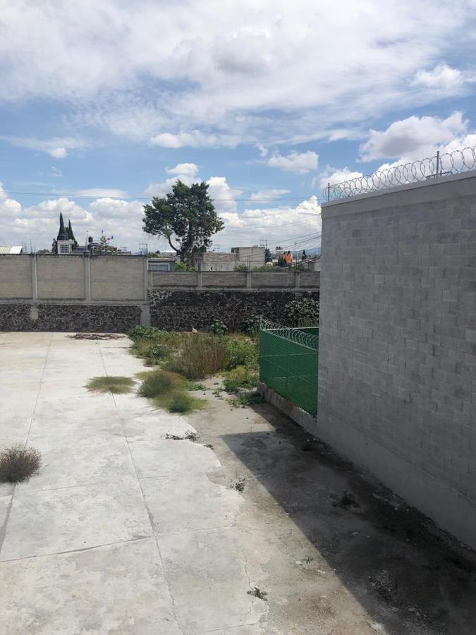 Foto Terreno en Renta en  Ampliación Guadalupe Victoria,  Ecatepec de Morelos  Terreno en renta, el Cerrito, Guadalupe Victoria, Ecatepec de Morelos