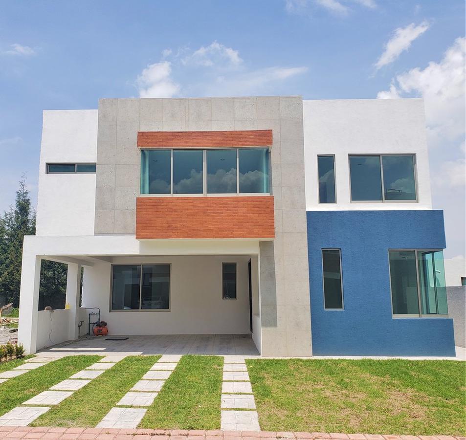 """Foto Casa en Venta en  San Isidro Residencial,  Metepec  Casa Nueva en Venta en Residencial """"San Isidro, Metepec"""""""