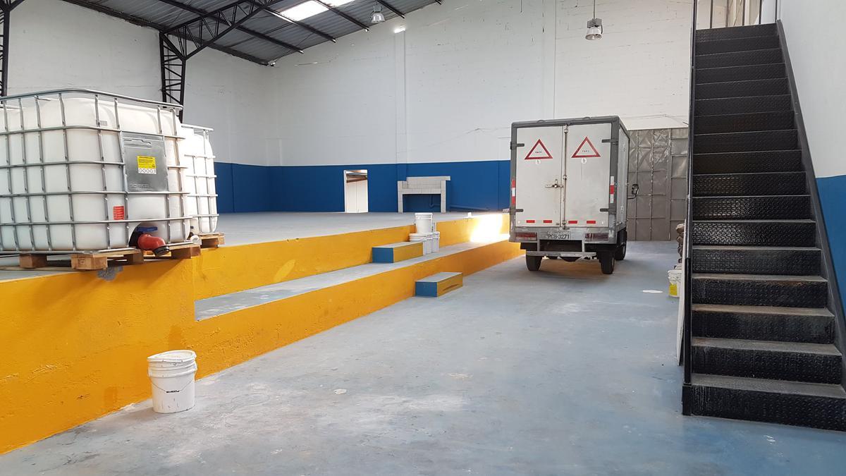 Foto Galpón en Alquiler en  Norte de Quito,  Quito  Carcelén Industrial