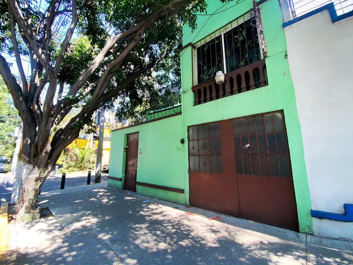 Foto Casa en Renta en  San Pedro de los Pinos,  Benito Juárez  San Pedro de los Pinos