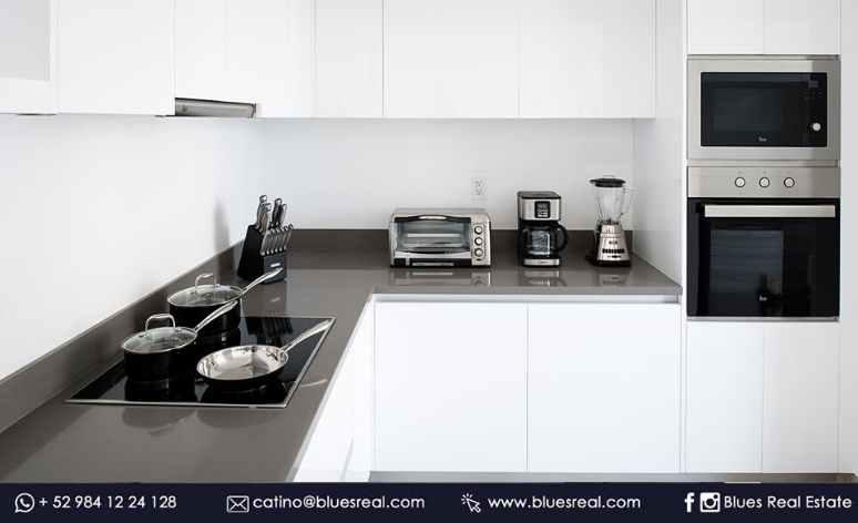 Picture Apartment in Sale in  Solidaridad ,  Quintana Roo  New residences at Oceana in Playa del Carmen | Blues Real | Code 638