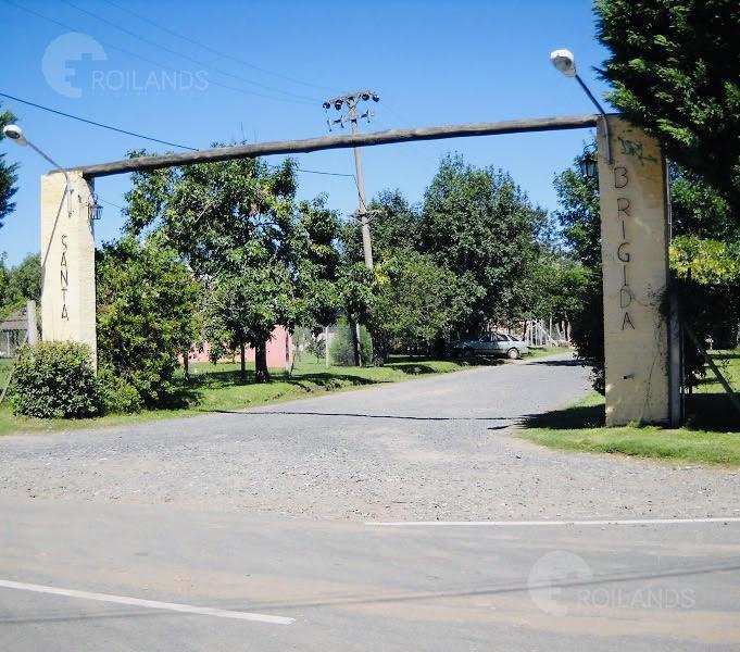 Foto Quinta en Venta en  Santa Brigida,  Los Cardales  Santa Brigida, lote de 1700 mts con 2 construcciones